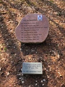 Lancaster monument