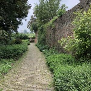 Stadsmuur Rhenen verdedigingswerken