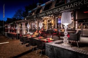 TerrasRestaurant Koning van Denemarken Rhenen