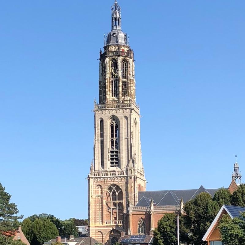 Cunerakerk Rhenen Beklimmen