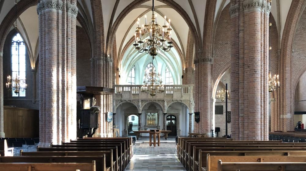 Cunerakerk beklimmen