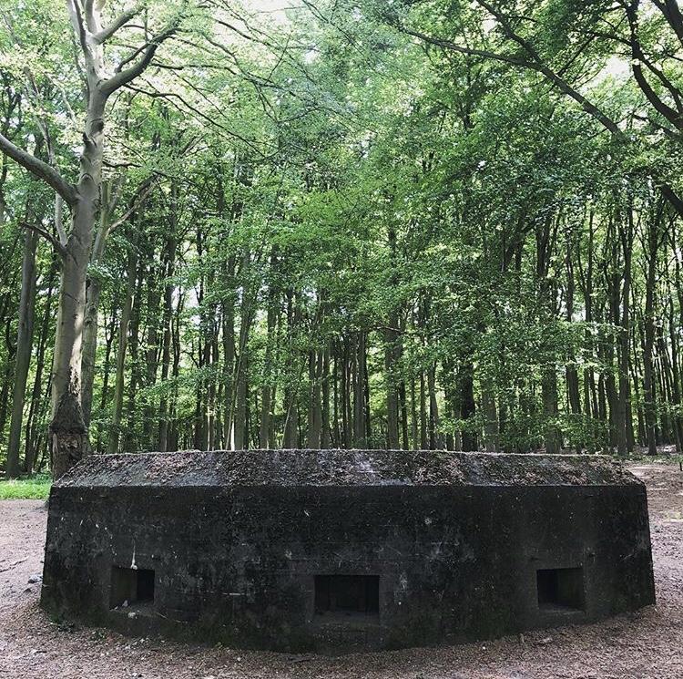 Bezienswaardigheden tweede Wereldoorlog Nederland