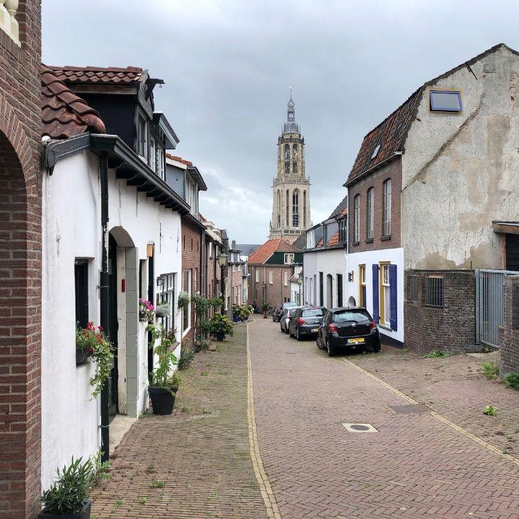 Binnenstad Rhenen centrum