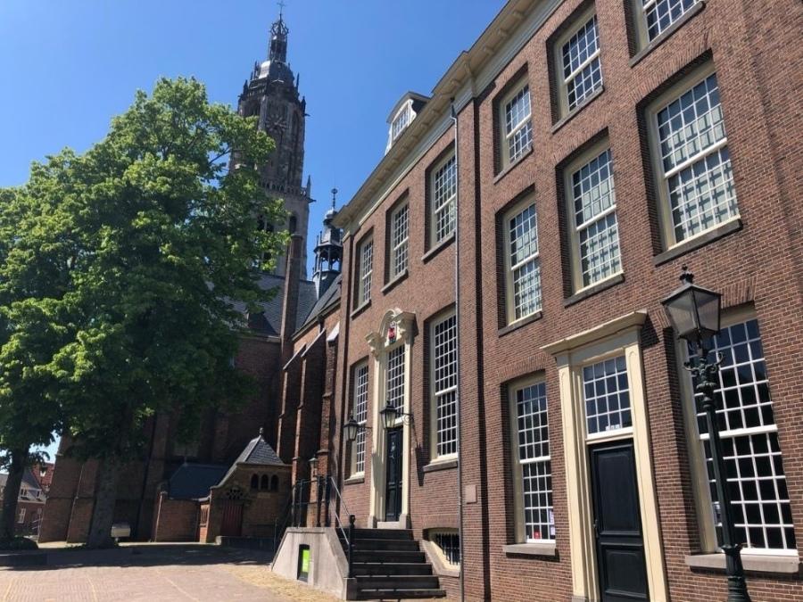 Stadswandeling Rhenen centrum Raadhuis