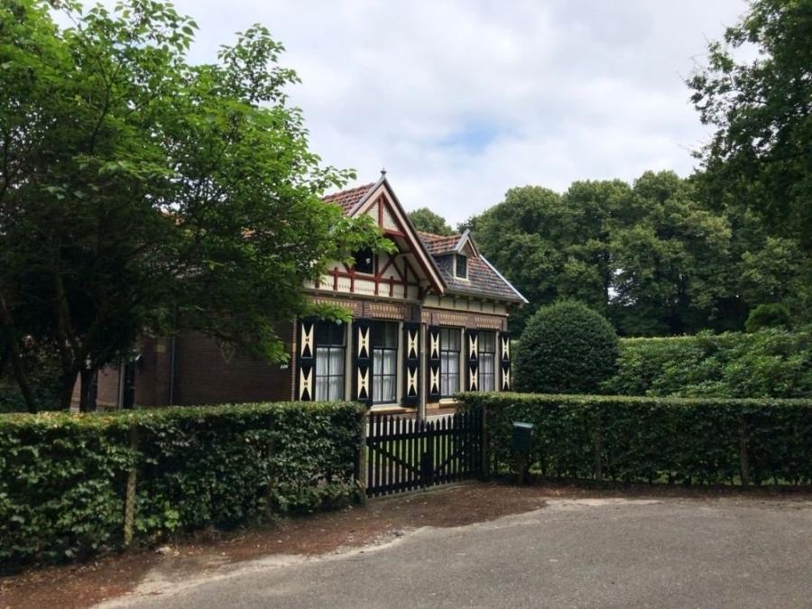 Landgoed Prattenburg Fietsroute Utrechtse Heuvelrug Rhenen