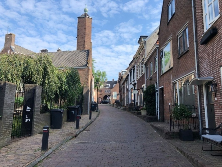 Rhenen centrum Rijnstraat