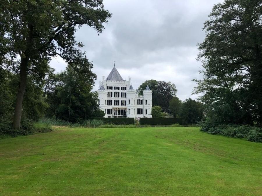 Trage Tocht Landgoed Sandenburg Kasteel